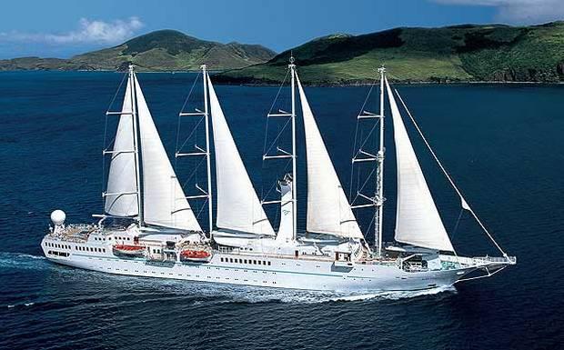 MEDIAWindstarWindSpirit Discover Travel Christchurch - Wind spirit
