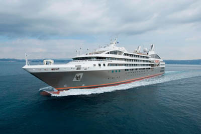 Small ship cruising discover travel christchurch for Small cruise ship lines