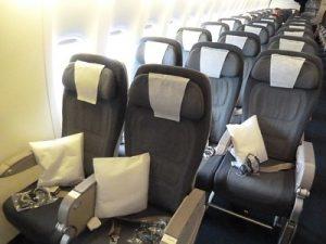 Air NZ exit seat 777