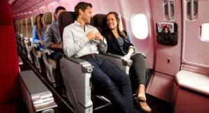 NZ Exit Row seat