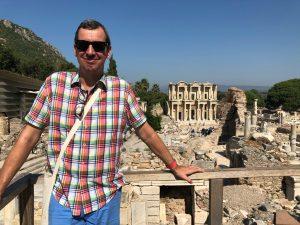 Pete in Ephesus