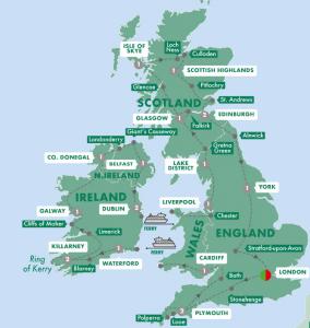 Trafalgar Britain and Ireland
